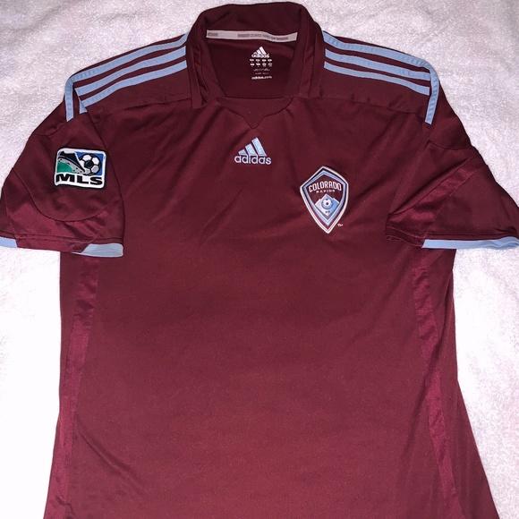 MLS Colorado Rapids Jersey